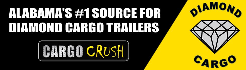 Your Diamond Cargo Trailer Source in Alabama